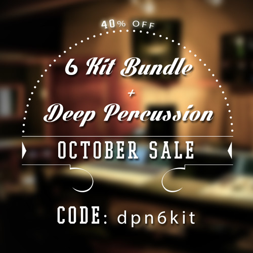 40% Off October Sale