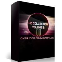 HD Collection 2 – Over 1700 Drum Samples