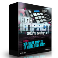 High Impact – Over 330 Drums