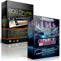 808′s & ElectroBreaks – Over 1000 Drum Samples
