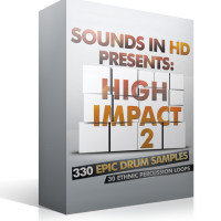 High Impact 2 – Epic Drum Samples