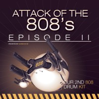 Attack of the 808′s Episode II