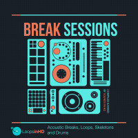 Break Session – Vinyl Drum Loops