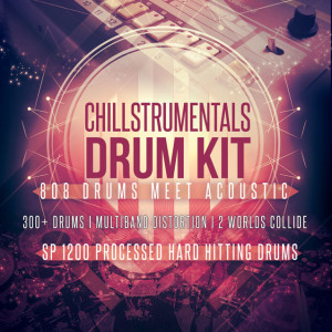 Chillstrumental-Drum-Kit