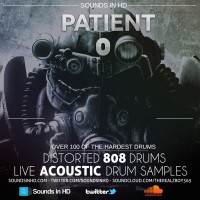 808 & Live Drums – Patient 0 Drum Kit