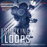 Smoking Loops | Studio Quality Drum Loops by Keyflo