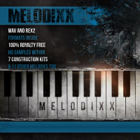 MelodixX – Melody Construction Kit